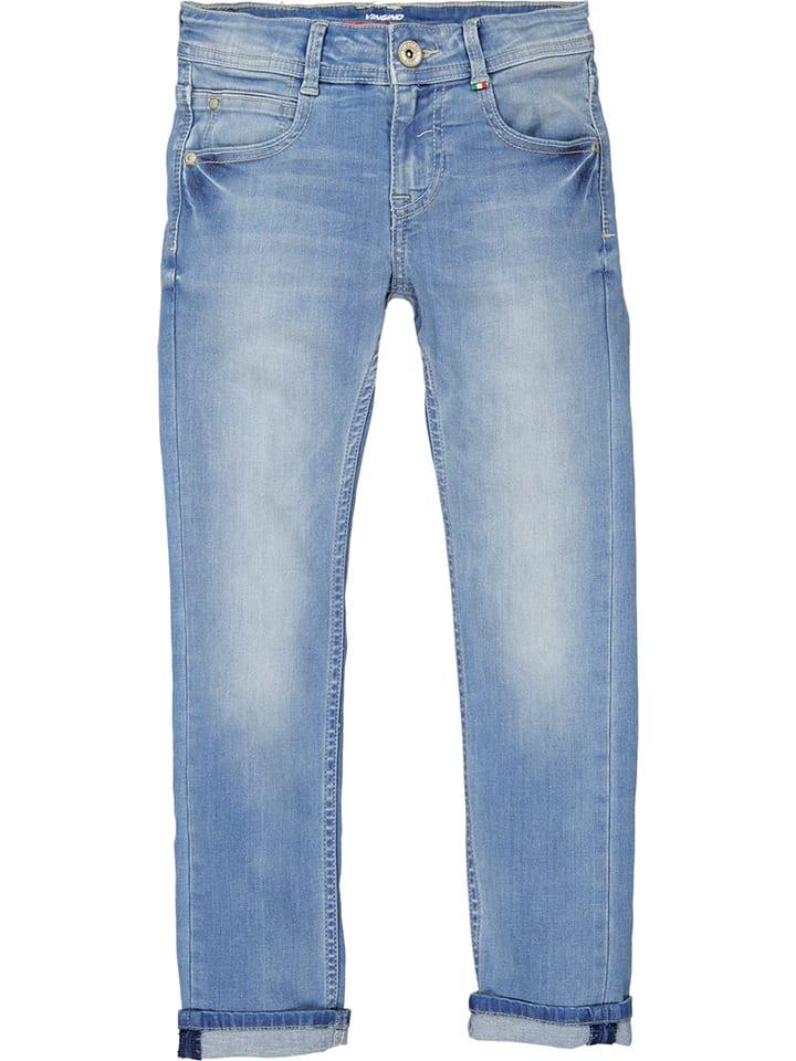 "Jeans ""Apache"" in Blau"