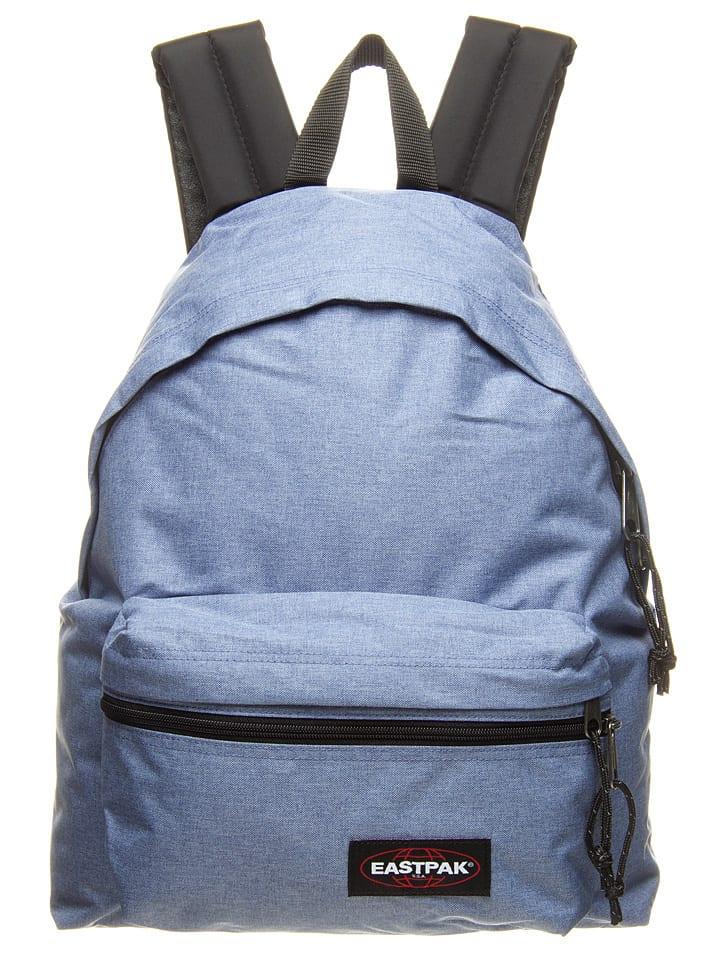 "Eastpak Rucksack ""Padded Zippl'r"" in Hellblau - (B)30 x (H)40 x (T)18 cm"