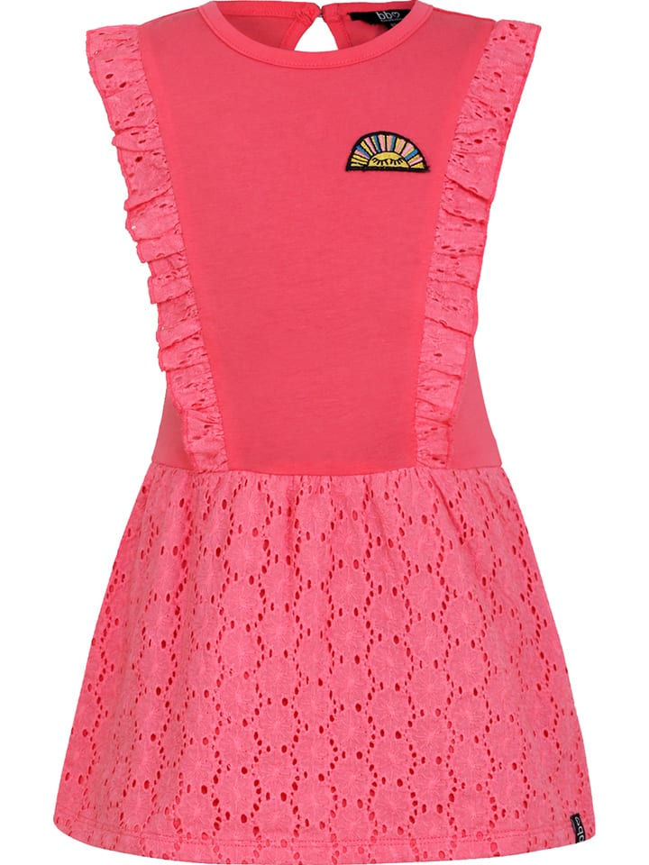 Beebielove Sukienka w kolorze różowym