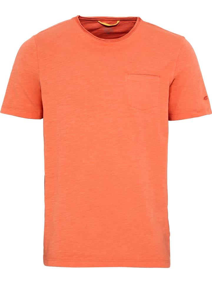 Camel Active Shirt in Orange