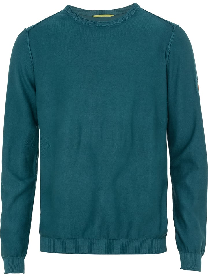 Camel Active Pullover in Petrol