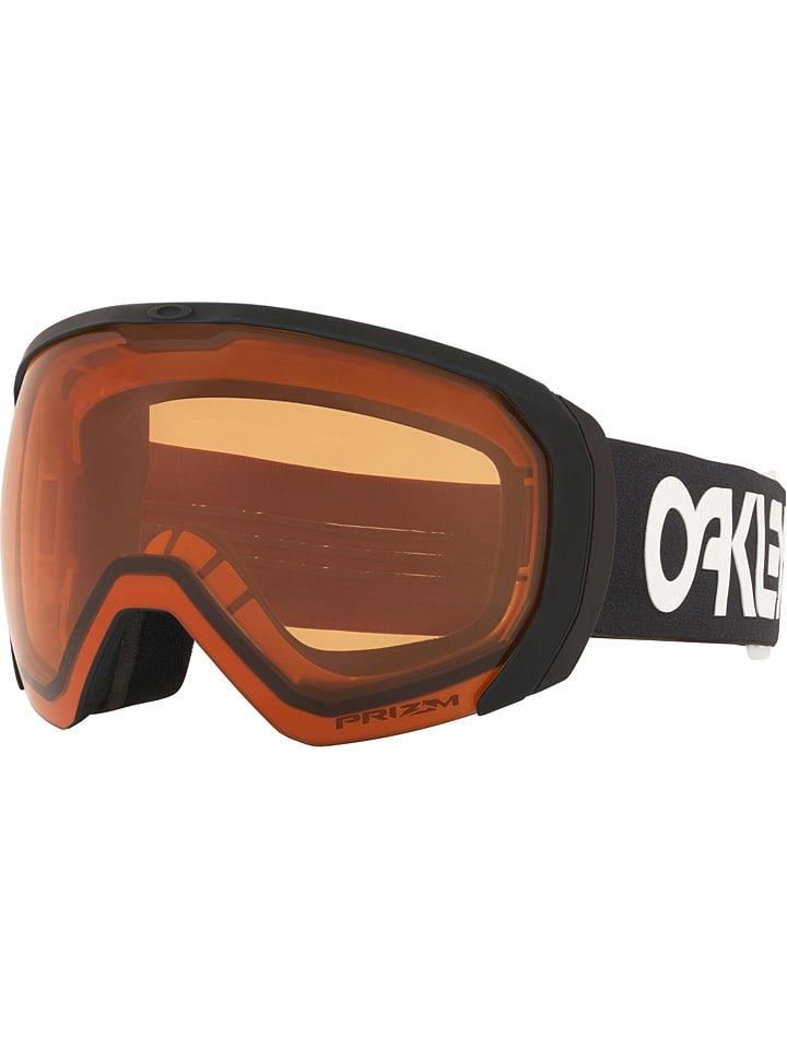 """Oakley Ski-/ Snowboardbrille """"Flight Path XL"""" in Schwarz/ Orange"""