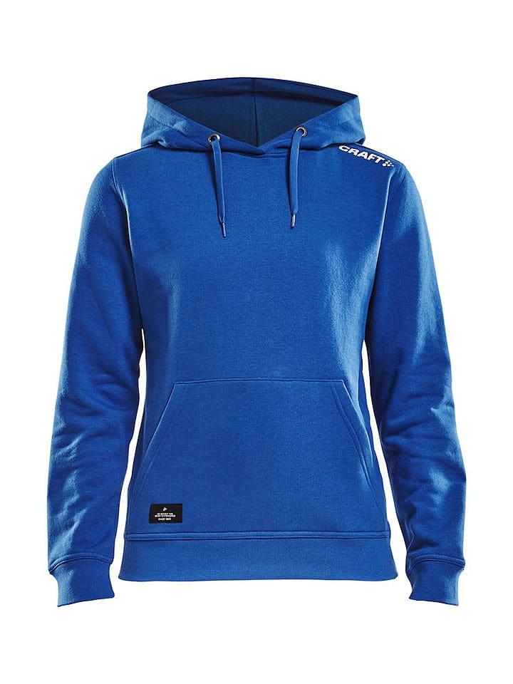 """Craft Bluza """"Community"""" w kolorze niebieskim"""