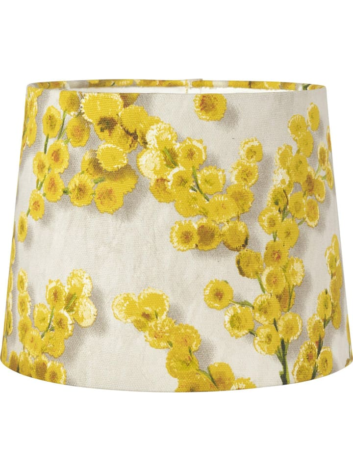 """PR Home Klosz """"Sofia Printed"""" w kolorze żółtym - wys. 15,5 x Ø 20 cm"""