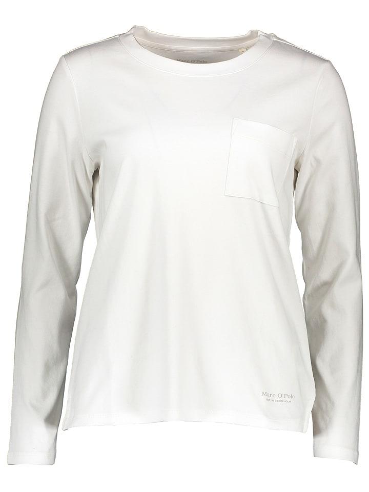 Marc O´Polo Sweter w kolorze białym