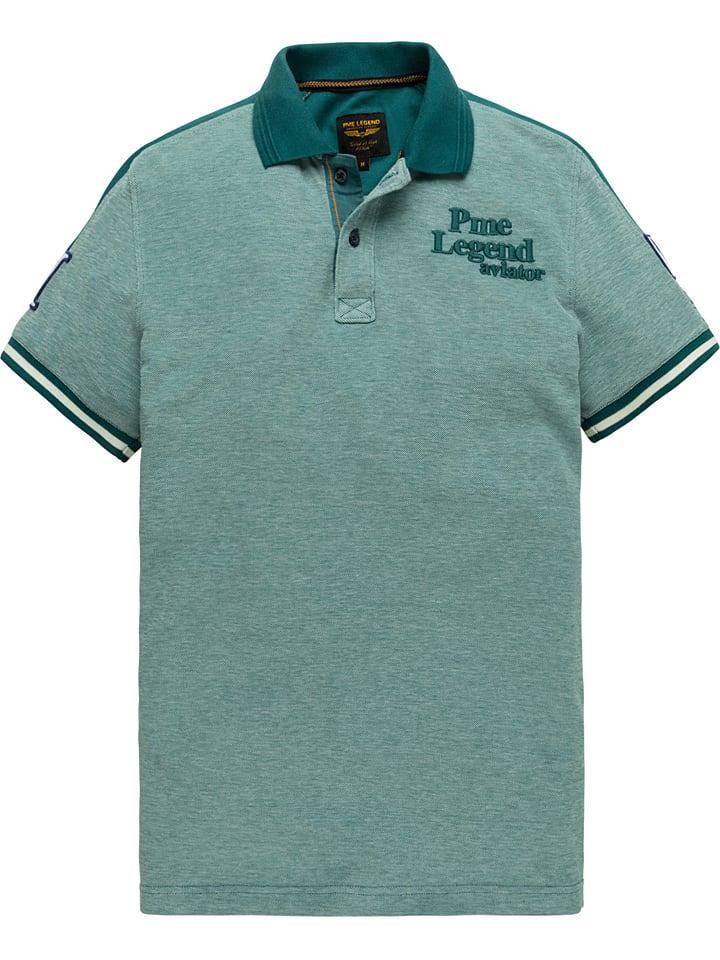 PME Legend Poloshirt groen
