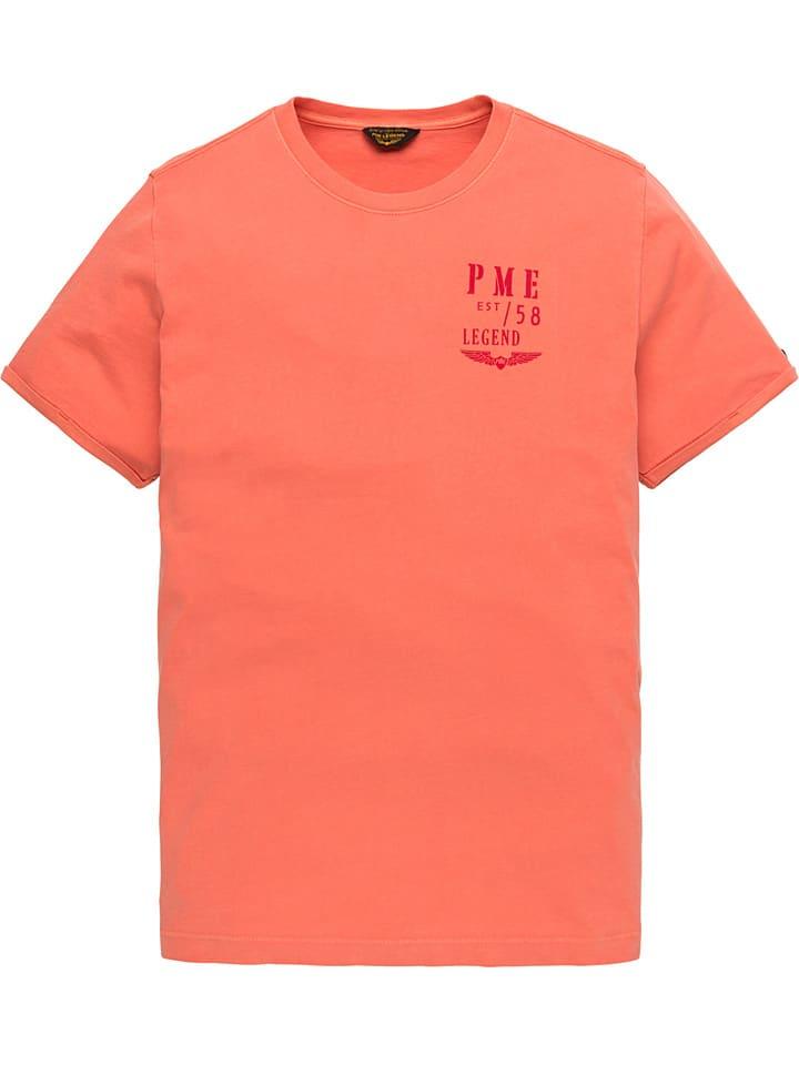 PME Legend Shirt koraalrood