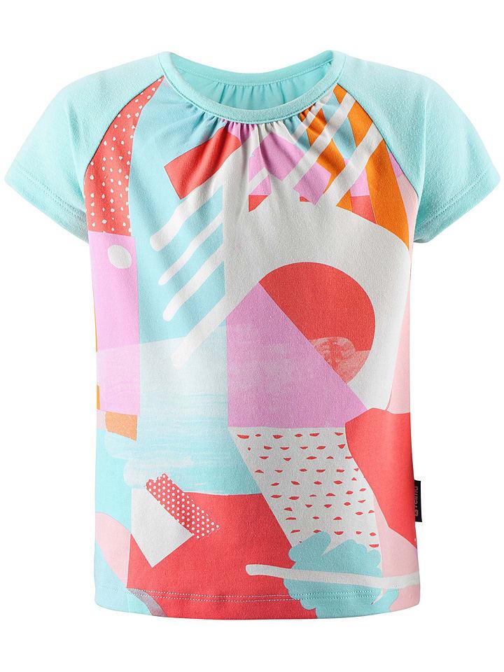 "Reima Shirt ""Wavefront"" in Türkis"