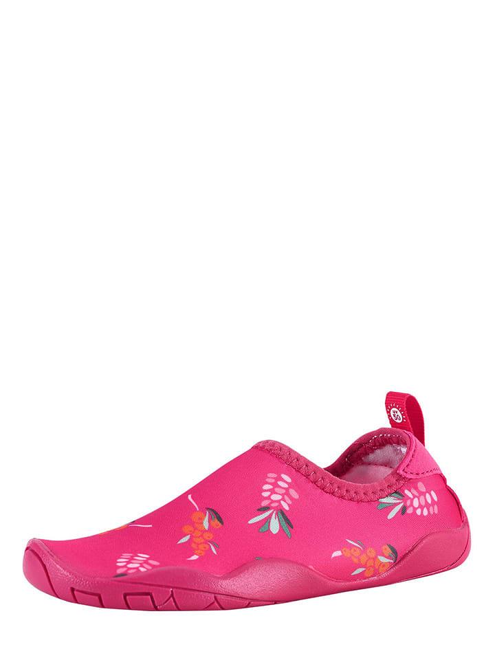 """Reima Buty kąpielowe """"Lean"""" w kolorze różowym"""