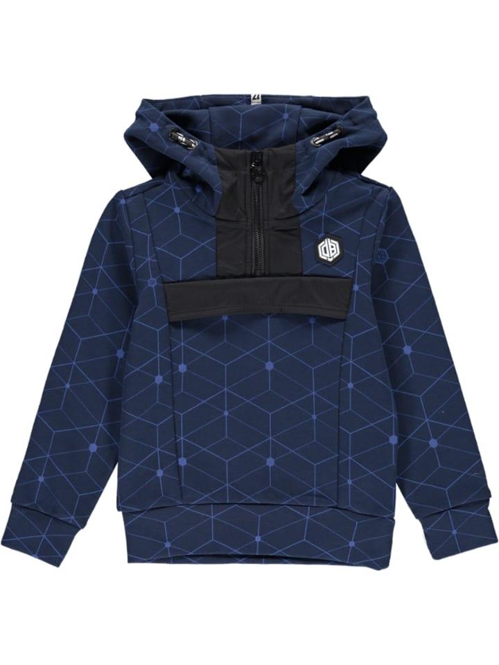 """Sweatshirt """"Nace"""" donkerblauw"""