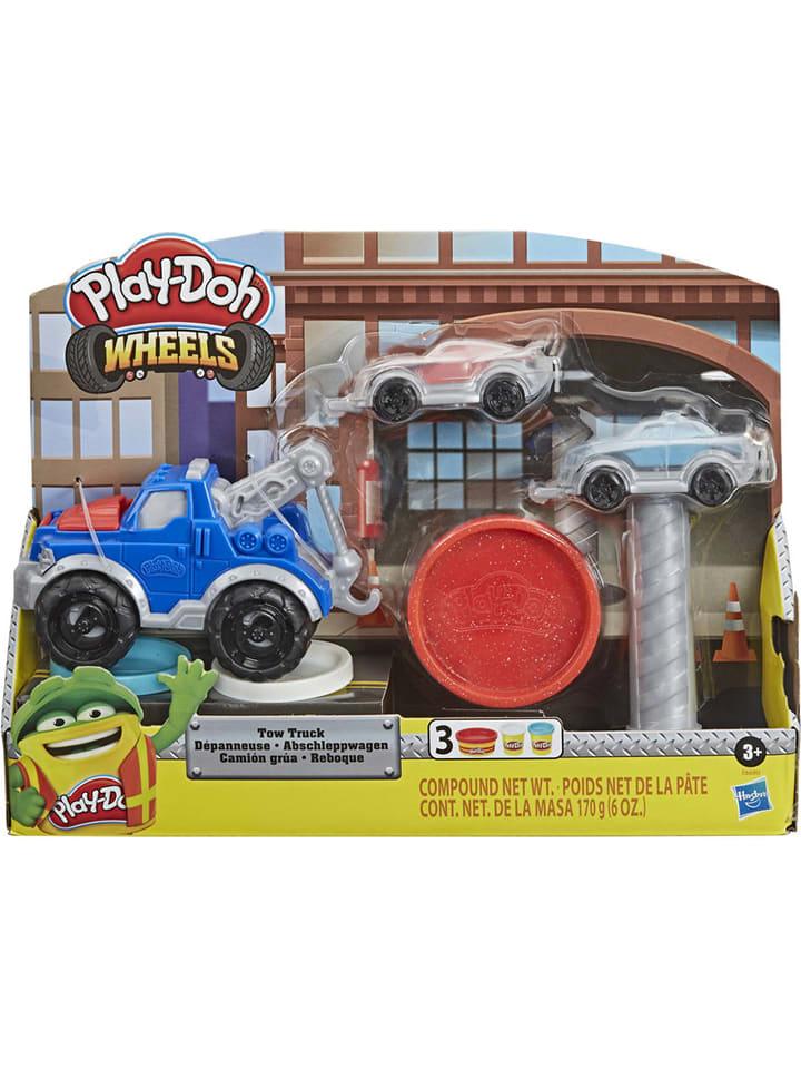 Play-doh Samochód holowniczy z akcesoriami - 170 g - 3+