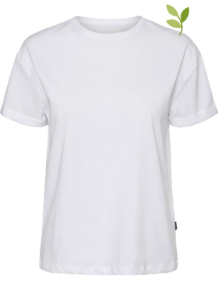 "Shirt ""Nmbrandy"" in Weiß"
