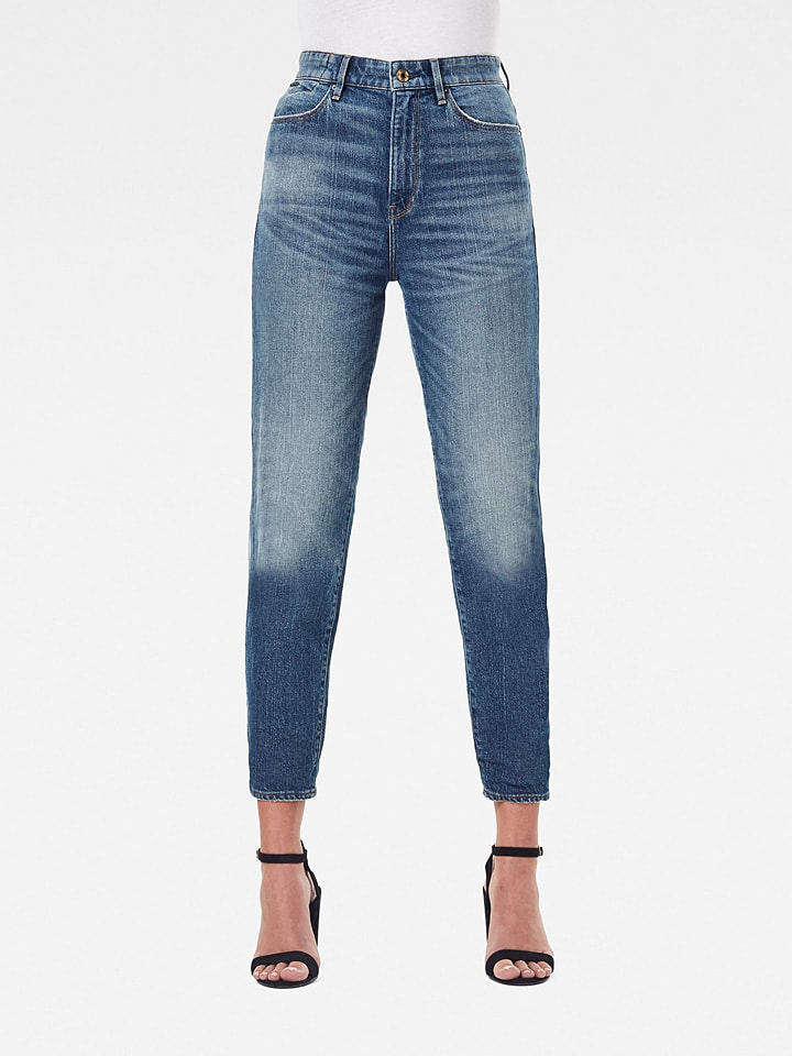 """Jeans """"Janeh"""" - Tapered fit - in Blau"""