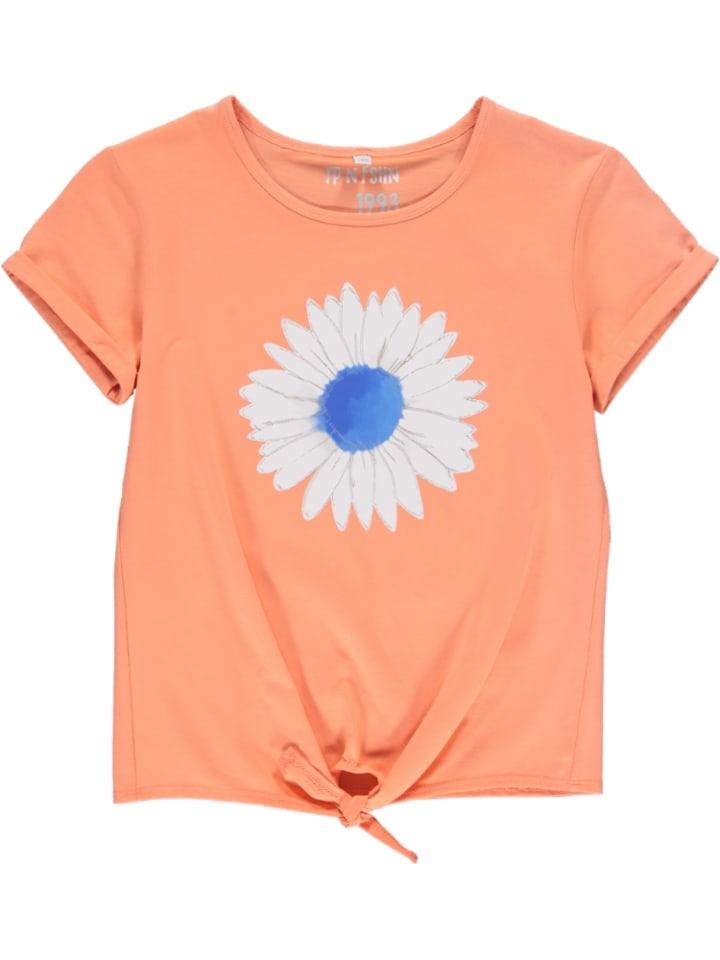 Topo Shirt oranje