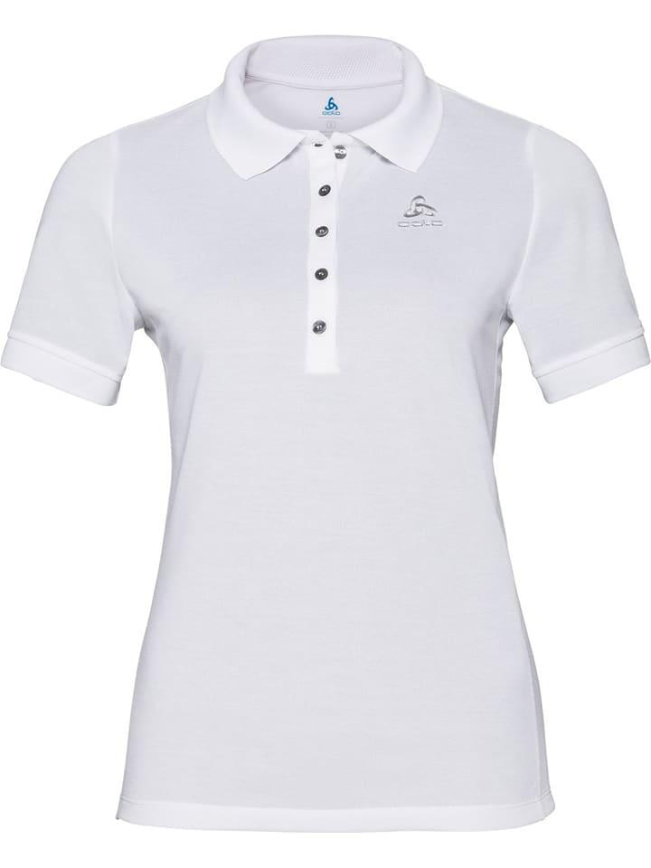 """Odlo Funkcyjna koszulka polo """"Georgia RT"""" w kolorze białym"""