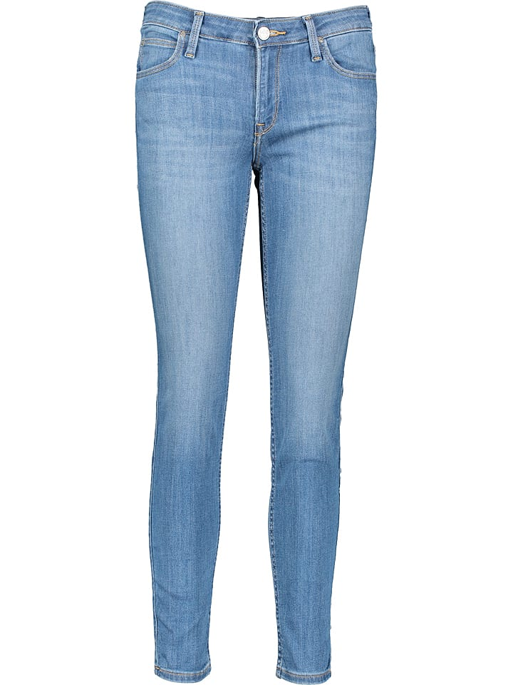 "Lee Spijkerbroek ""Scarlett"" - skinny fit - blauw"