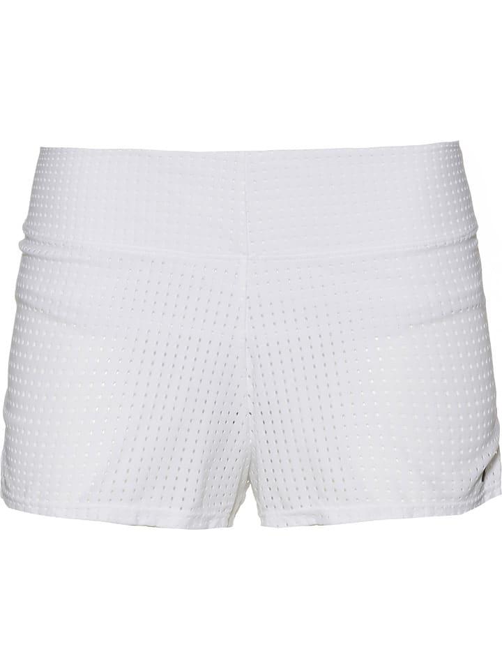 Nike Szorty kąpielowe w kolorze białym