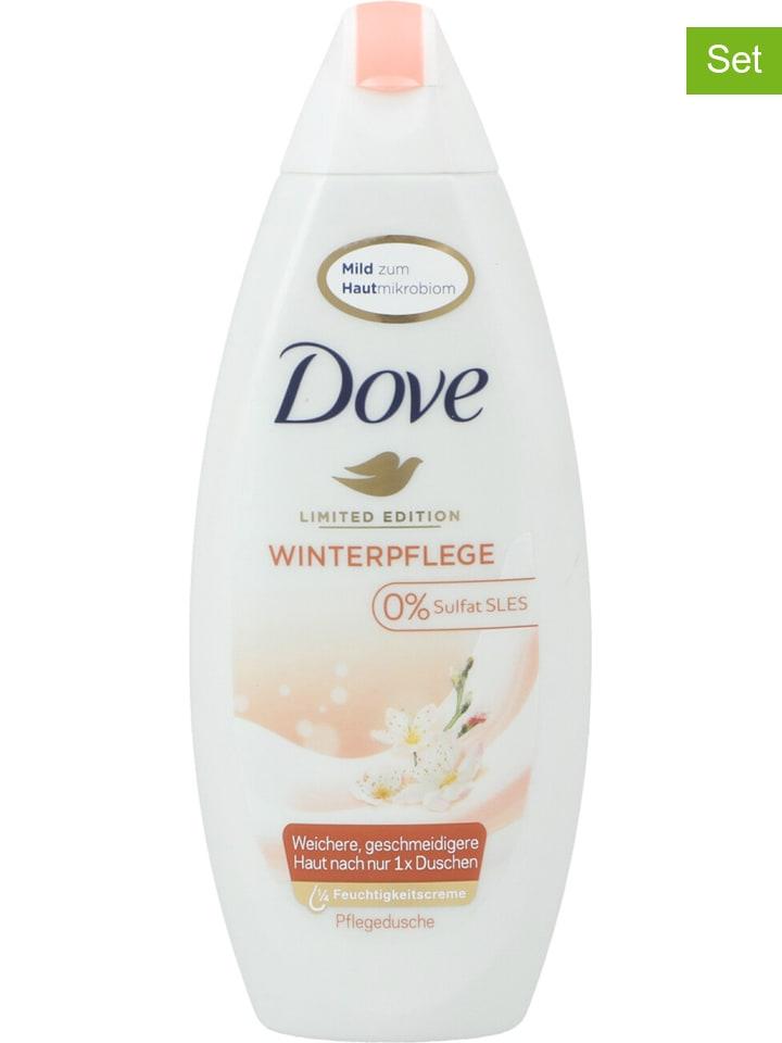 """6-delige set: douchegel """"Winterverzorging"""", elk 250 ml"""