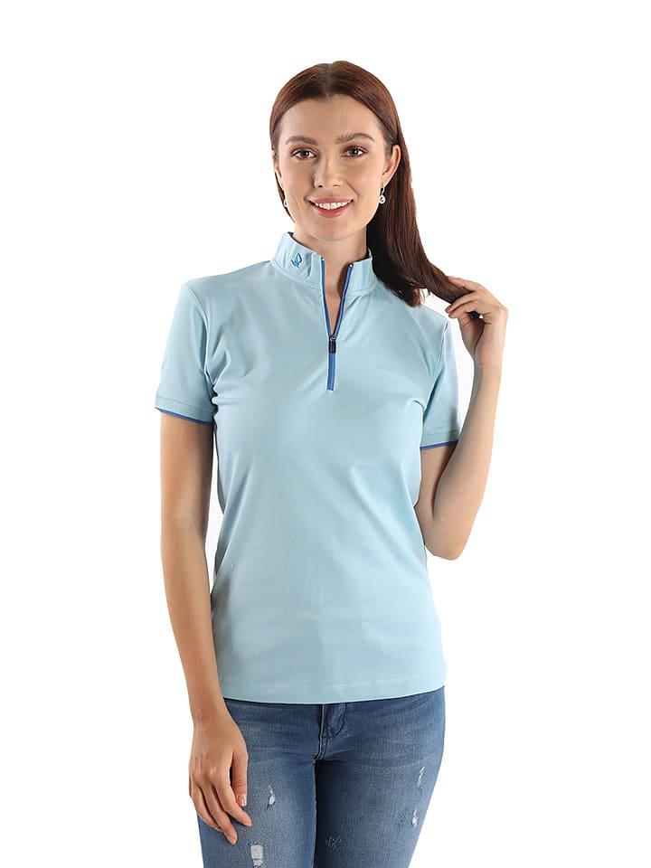 GIORGIO DI MARE Shirt lichtblauw