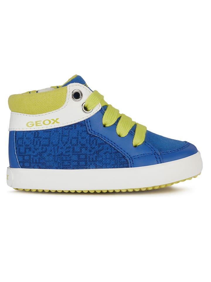 "Sneakers ""Gisli"" in Blau"