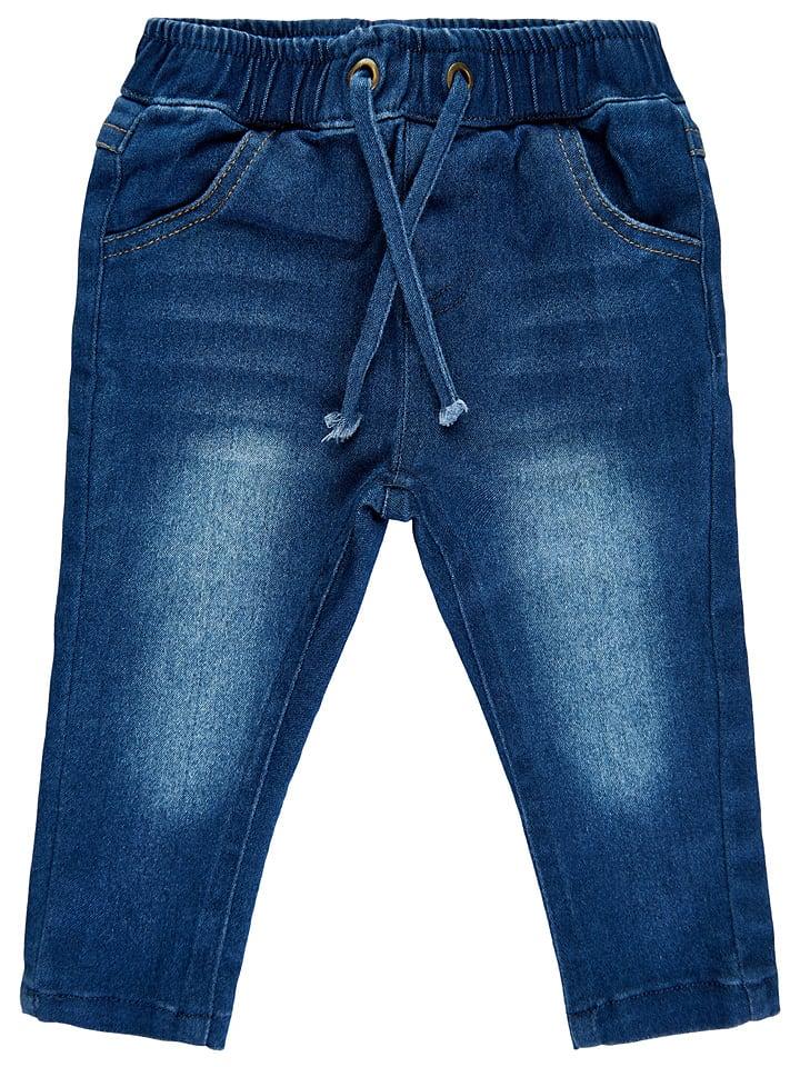Minymo Spijkerbroek blauw