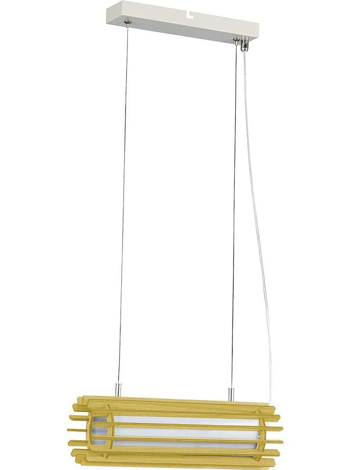 """ACTIOn by WOFI Hängeleuchte """"Jardin"""" in Gold - (B)33 x (T)11 cm"""