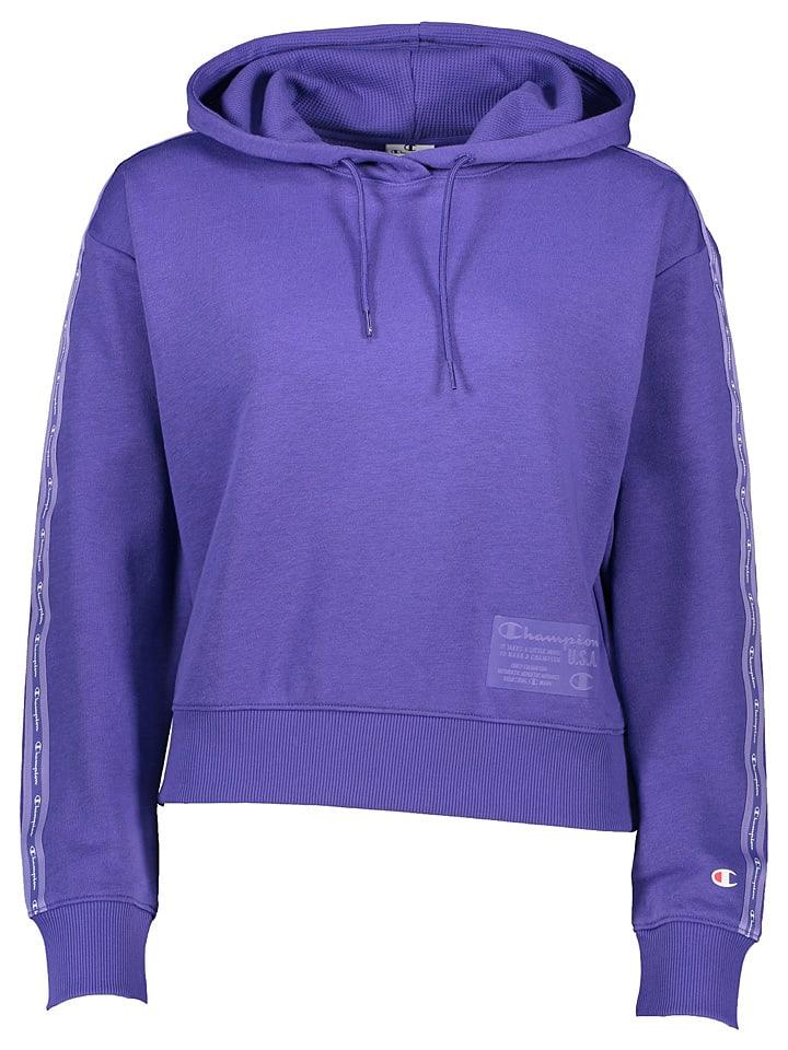 Champion Bluza w kolorze fioletowym