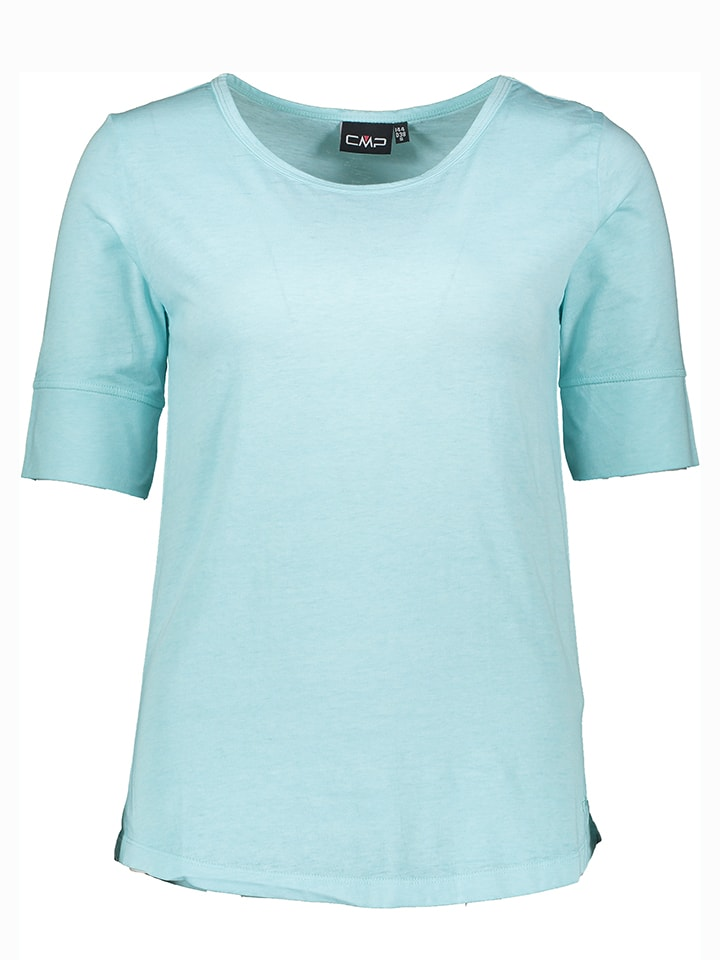 CMP Koszulka w kolorze błękitnym