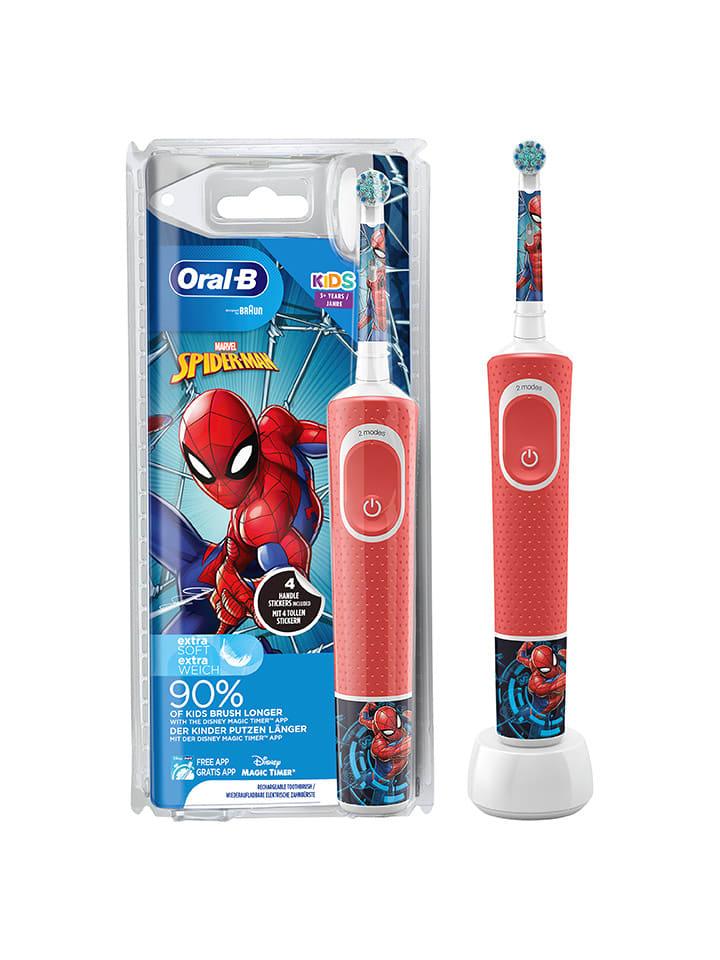 "Oral-B Elektrische tandenborstel ""Oral-B - Vitality 100 Kids Spiderman"" rood"