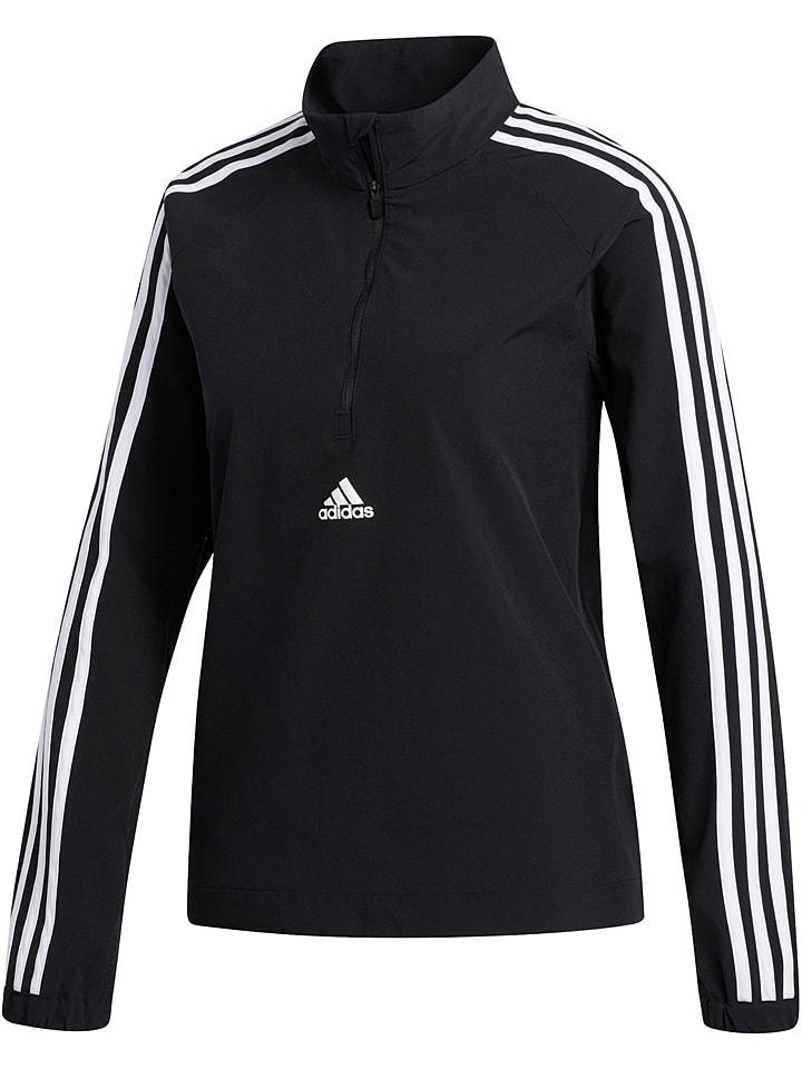 """Adidas Funktionsjacke """"Woven"""" in Schwarz"""