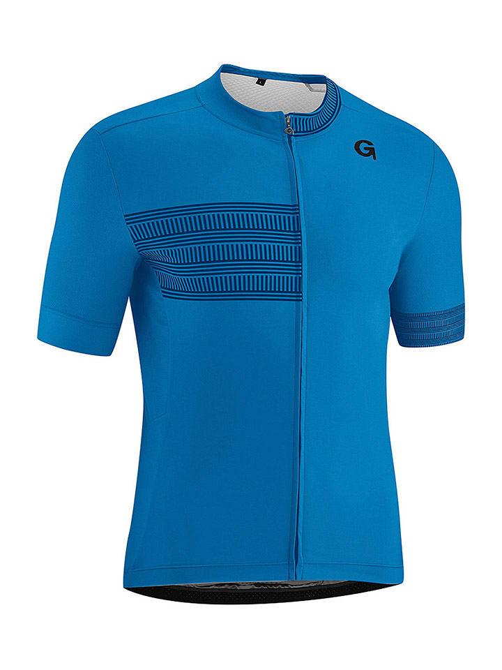 "Gonso Fahrradtrikot ""Narbon"" in Blau"