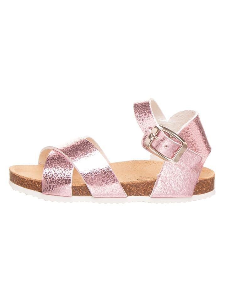 Sandalen lichtroze
