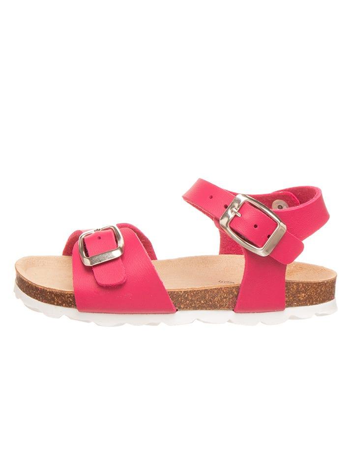 BIO PINGÜIN Sandalen in Pink