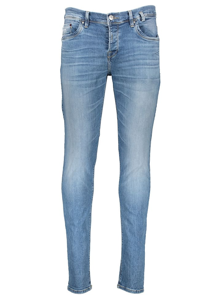 "LTB Jeans ""Servando X"" - Tapered fit - in Hellblau"