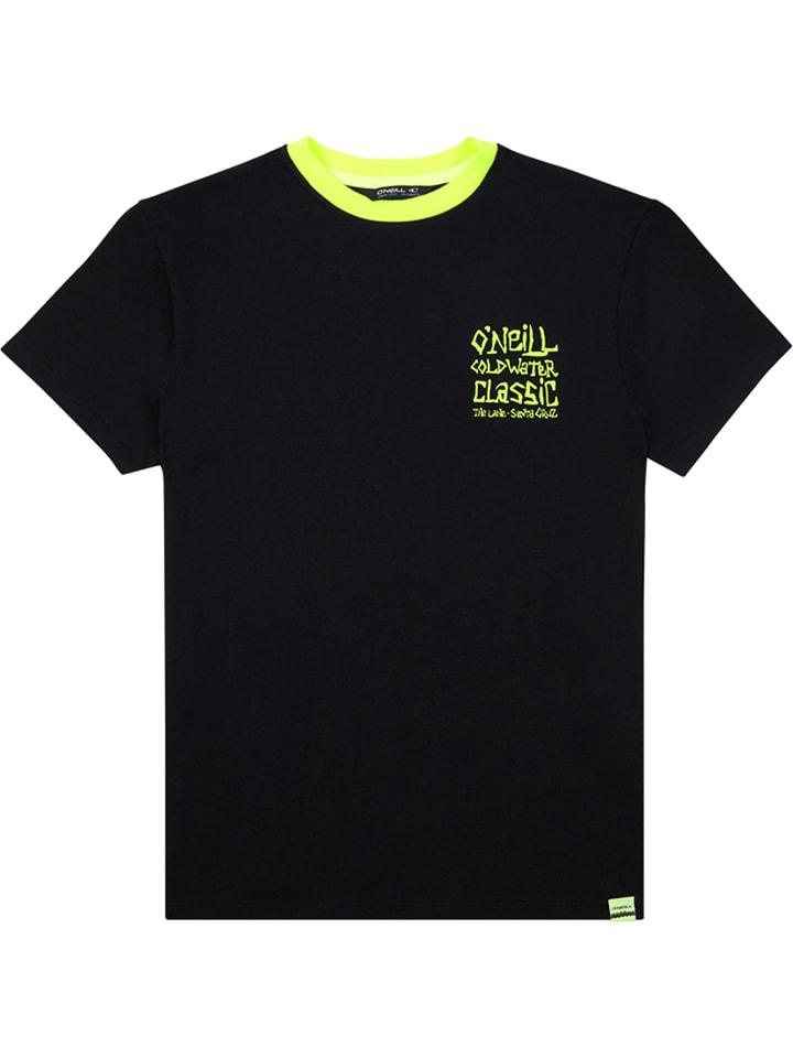"""O'Neill Koszulka """"Classic"""" w kolorze czarnym"""