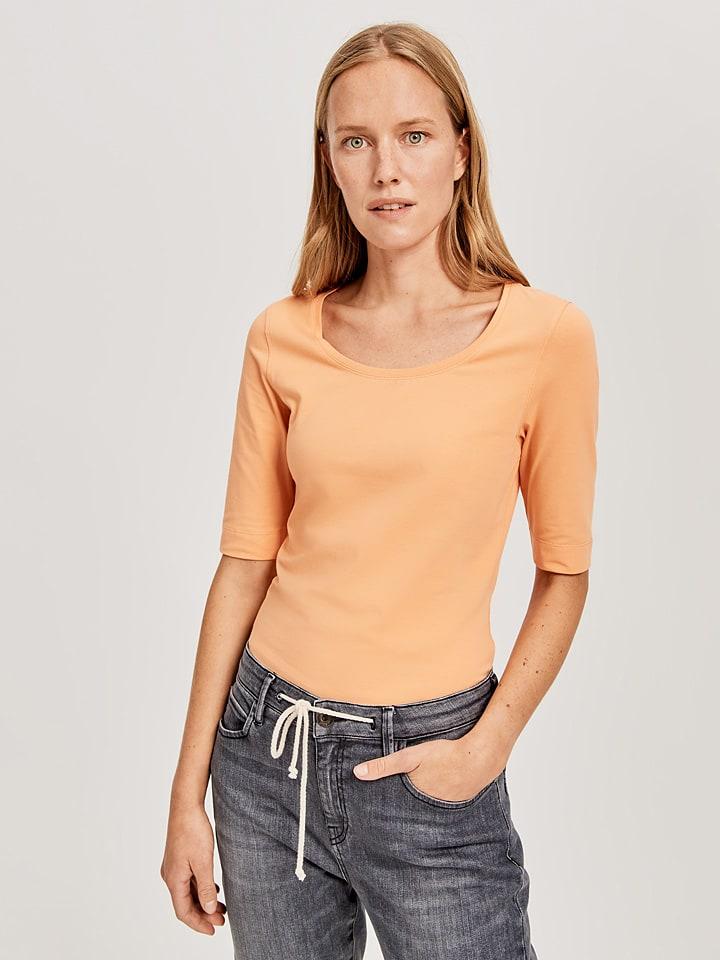 """Shirt """"Sanika"""" in Apricot"""