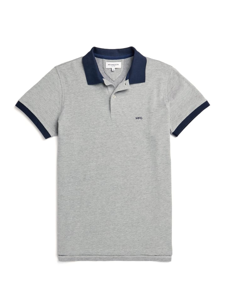 McGregor Poloshirt donkerblauw