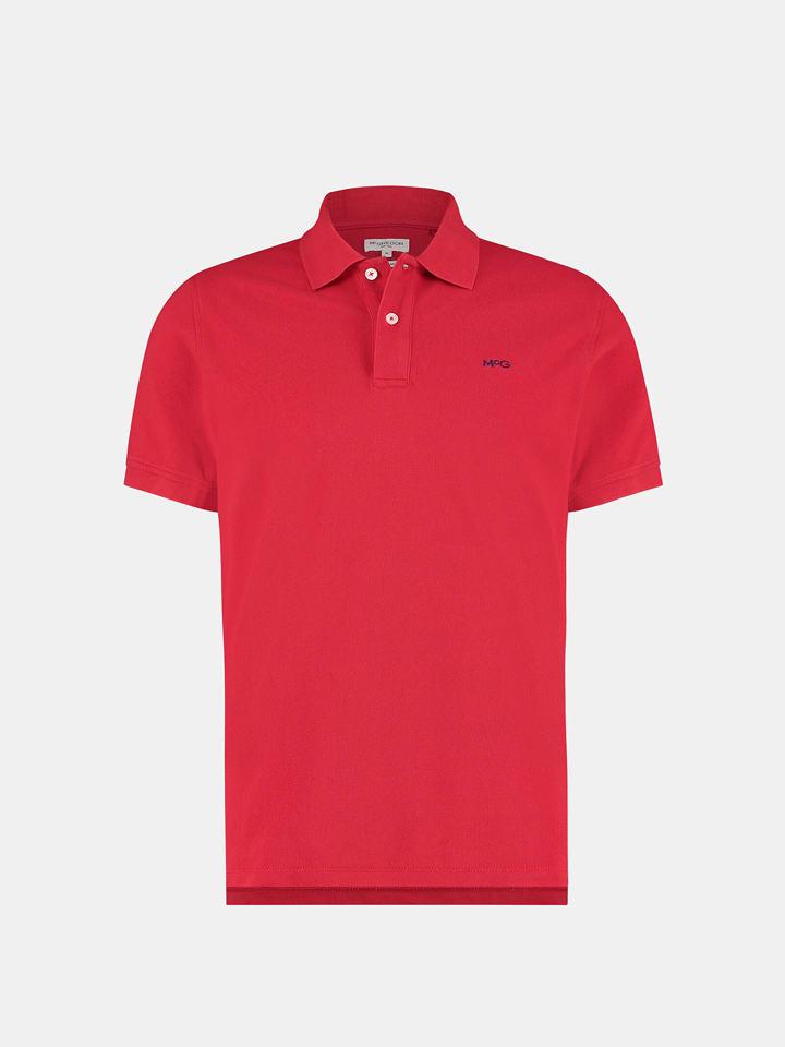McGregor Koszulka polo w kolorze czerwonym
