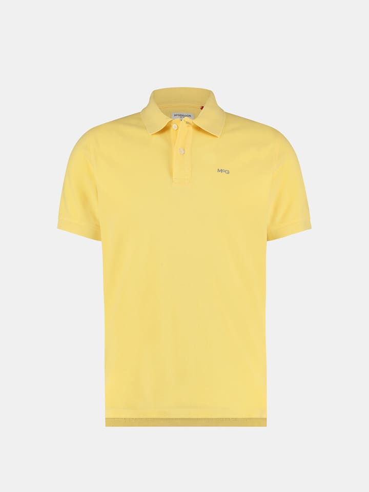 McGregor Koszulka polo w kolorze żółtym