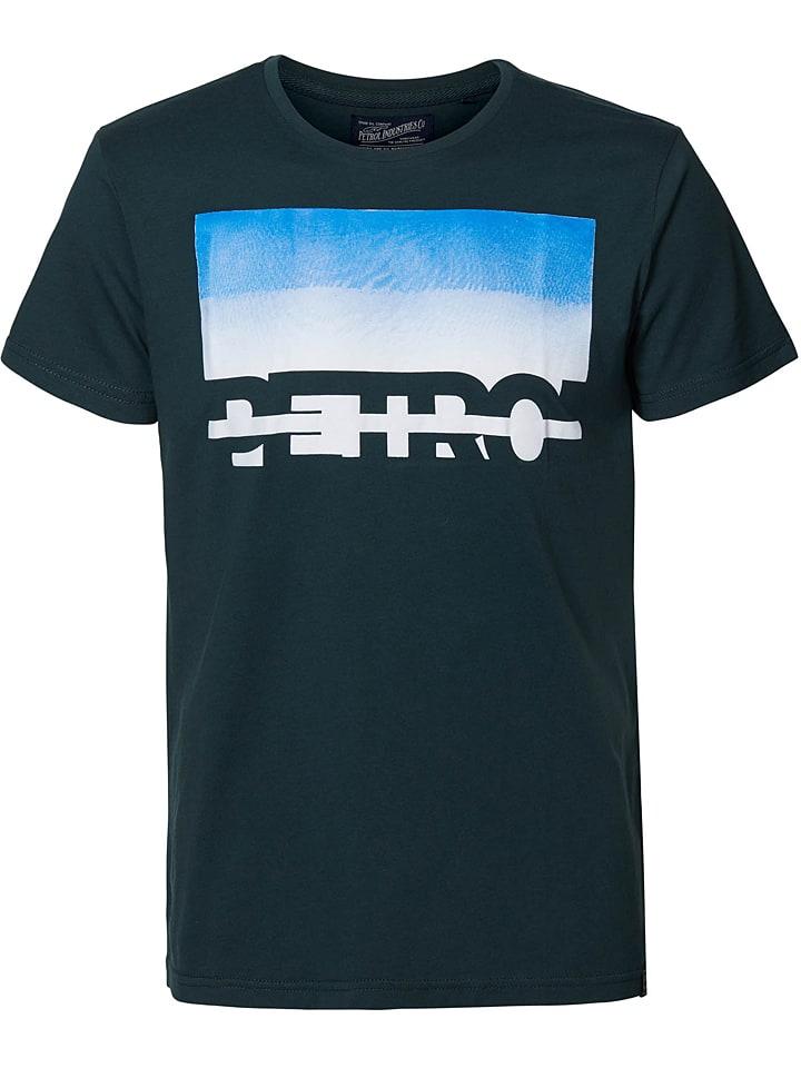Petrol Industries Shirt groen