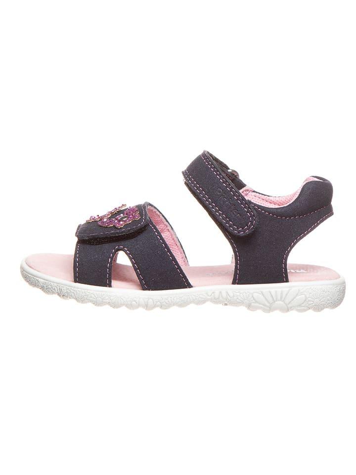 Richter Shoes Sandalen donkerblauw