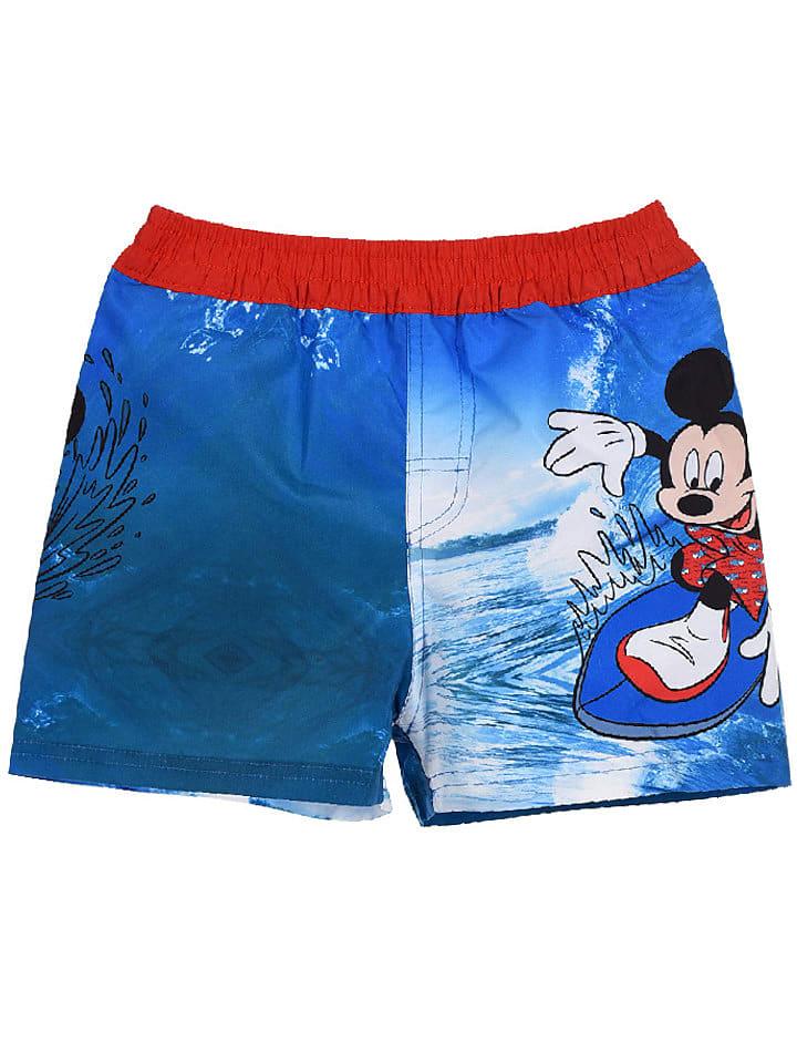 """Disney Mickey Mouse Kąpielówki """"Mickey Mouse"""" w kolorze niebieskim"""