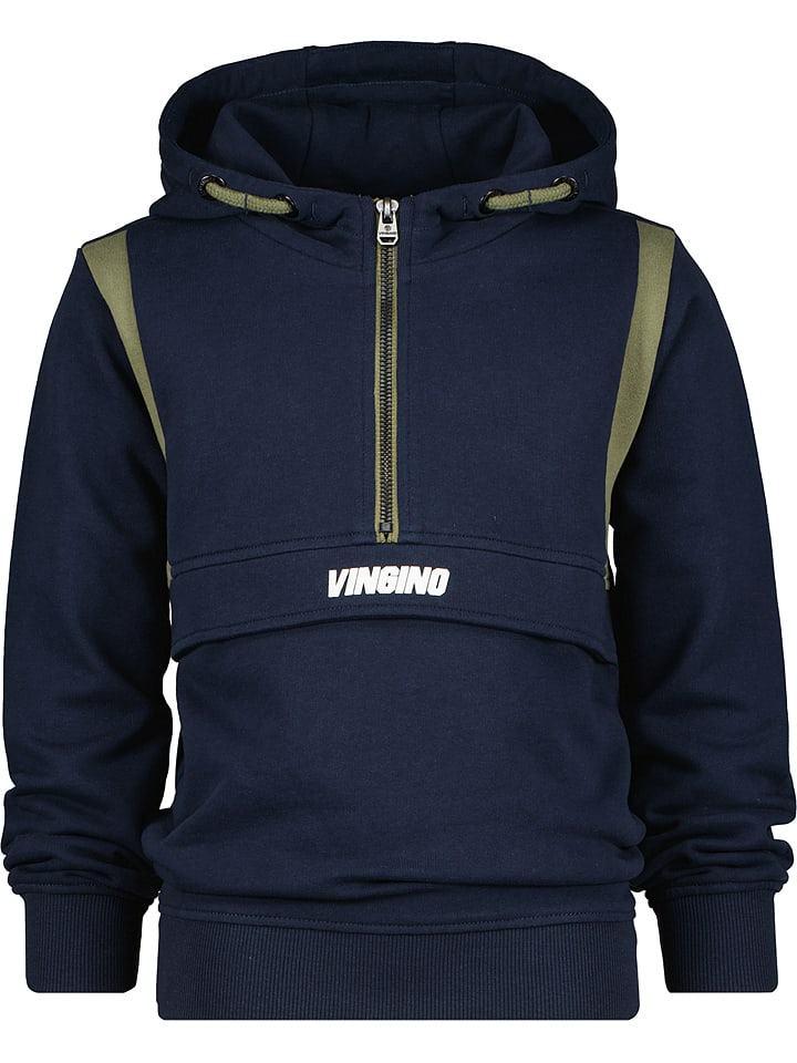 """Vingino Sweatshirt """"Nedas"""" donkerblauw"""
