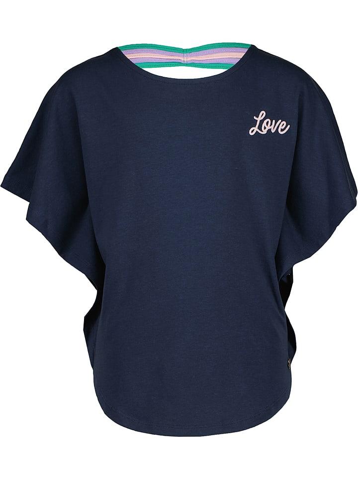 """Vingino Shirt """"IVA"""" donkerblauw"""
