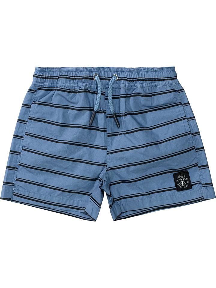 Marc O'Polo Junior Szorty kąpielowe w kolorze niebieskim
