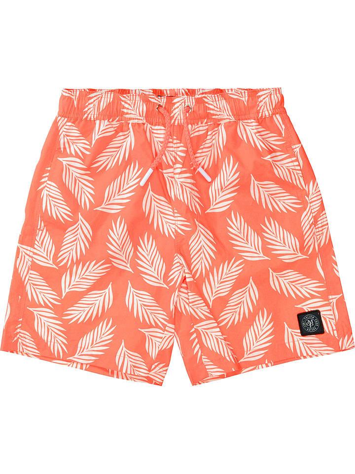 Marc O'Polo Junior Badeshorts in Orange