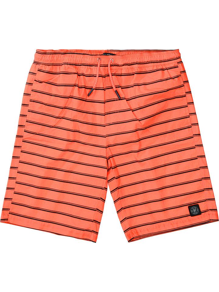 Marc O'Polo Junior Szorty kąpielowe w kolorze pomarańczowym
