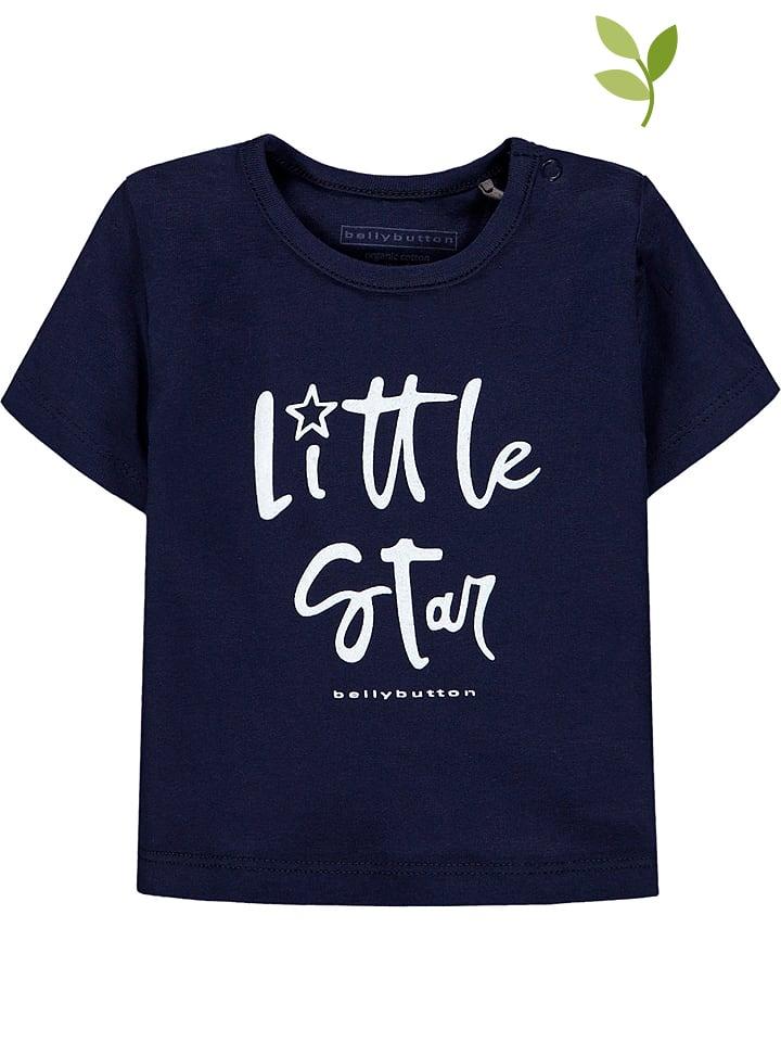 Bellybutton Shirt donkerblauw