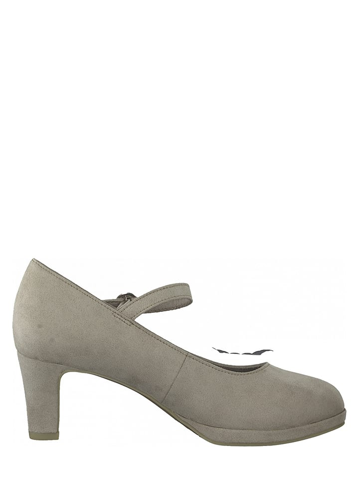 Marco Tozzi Pumps in Taupe