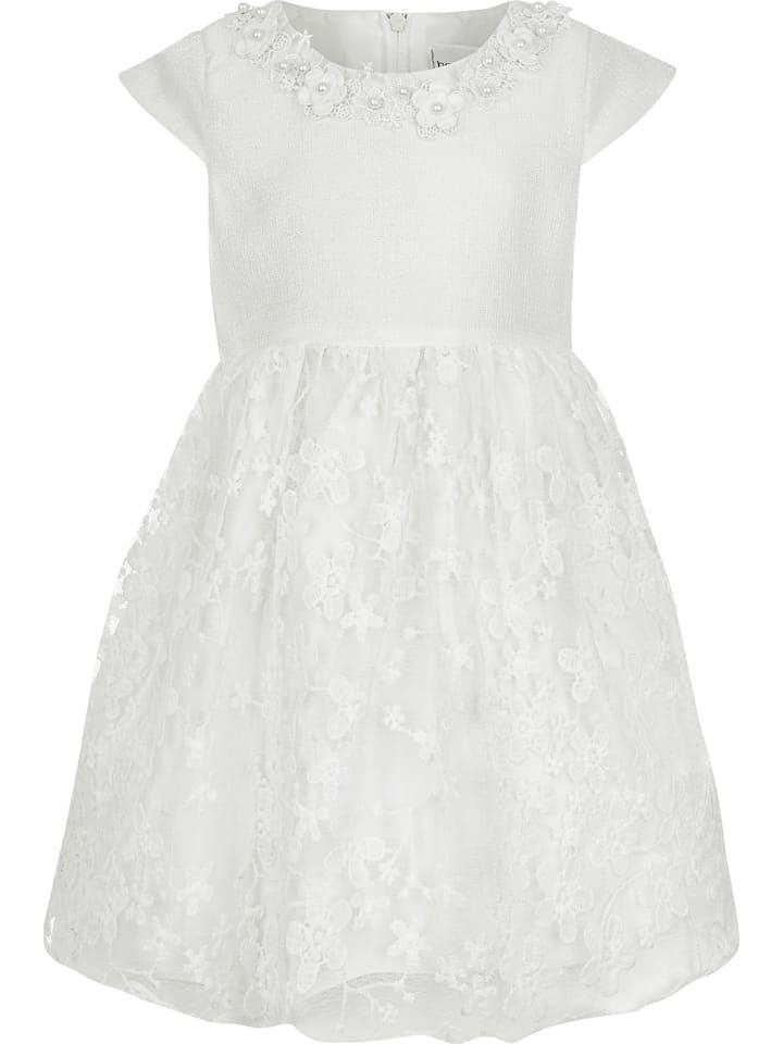 Happy Girls Sukienka w kolorze białym